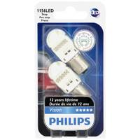 Philips Automotive Lighting 1156 Vision LED Exterior Red Stop Light from Blain's Farm and Fleet