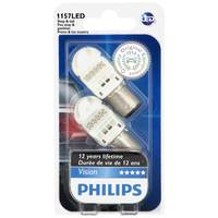 Philips Automotive Lighting 1157 Vision LED Exterior Stop & Tail Light from Blain's Farm and Fleet
