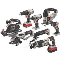 PORTER-CABLE 20V MAX Lithium Ion 8 Tool Kit from Blain's Farm and Fleet
