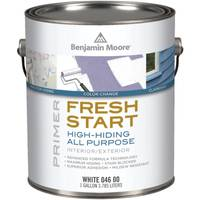 Benjamin Moore Fresh Start High Hiding White Primer from Blain's Farm and Fleet