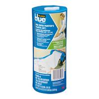 Scotch - Blue Pre-taped Painter's Plastic with Dispenser from Blain's Farm and Fleet