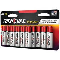 Rayovac AA High-Performance Alkaline Batteries 24-Pack from Blain's Farm and Fleet
