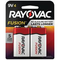Rayovac Fusion High-Performance