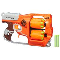 NERF Zombie Strike Flipfury Blaster from Blain's Farm and Fleet
