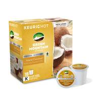 Green Mountain Coffee Island Coconut K-Cups from Blain's Farm and Fleet