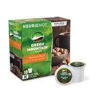 Green Mountain Coffee Hazelnut Decaf K-Cups from Blain's Farm and Fleet