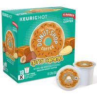 The Original Donut Shop Coffee Nutty Caramel K-Cups from Blain's Farm and Fleet