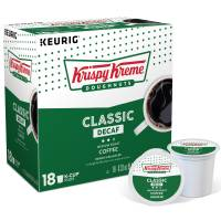 Krispy Kreme Doughnuts Decaf K-Cups from Blain's Farm and Fleet