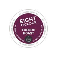 Eight O'Clock French Roast K-Cups from Blain's Farm and Fleet