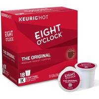 Eight O'Clock The Original Coffee K-Cups from Blain's Farm and Fleet