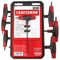 Craftsman 7 Piece T-Handle Torx Set from Blain's Farm and Fleet