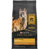 Purina Pro Plan Bright Mind Adult 7+ Chicken & Rice Formula Dog Food from Blain's Farm and Fleet