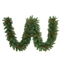 Neuman Tree Fraser Fir Garland from Blain's Farm and Fleet