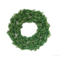 Neuman Tree Cascade Crystal Pine Wreath from Blain's Farm and Fleet