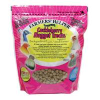 Farmer's Helper Cackleberry Nugget Treat Poultry Supplement from Blain's Farm and Fleet