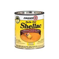 Zinsser Bulls Eye Clear Shellac Traditional Finish & Sealer from Blain's Farm and Fleet