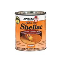 Zinsser 1 Quart Bulls Eye Amber Shellac from Blain's Farm and Fleet