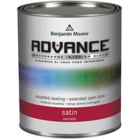 Benjamin Moore Advance Waterborne Satin Paint Base 4 from Blain's Farm and Fleet