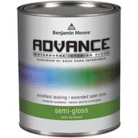 Benjamin Moore Advance Waterborne Interior Alkyd Semi-Gloss Base 1 from Blain's Farm and Fleet