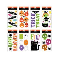 Impact Innovations High Quality Halloween Cling Pack Assortment from Blain's Farm and Fleet