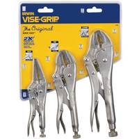 Irwin Vise - Grip 3 Piece Original Pliers Set from Blain's Farm and Fleet