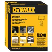 DEWALT Hog Rings (1M Pack) from Blain's Farm and Fleet
