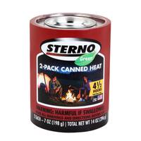 Sterno Gel Cooking Fuel 2 Pack from Blain's Farm and Fleet