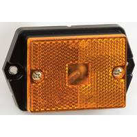 Blazer International Amber Side Marker With Reflex from Blain's Farm and Fleet