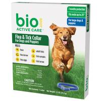 Bio Spot Flea & Tick Collar for Dogs & Puppies from Blain's Farm and Fleet