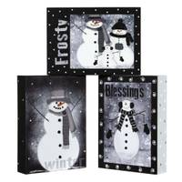 Timeless by Design Frosty Winter Blessings Canvas Assortment from Blain's Farm and Fleet