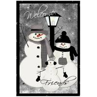 Timeless by Design Snow Welcome LED Canvas from Blain's Farm and Fleet
