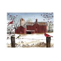 Timeless by Design Winter Friends Canvas from Blain's Farm and Fleet