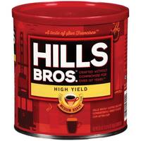 Hills Brothers High Yield Medium Roast Ground Coffee from Blain's Farm and Fleet