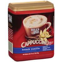Hills Brothers French Vanilla Cappuccino from Blain's Farm and Fleet
