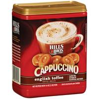 Hills Brothers English Toffee Cappuccino from Blain's Farm and Fleet