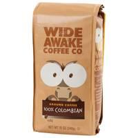 Wide Awake Coffee Colombian Ground Coffee from Blain's Farm and Fleet