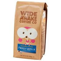 Wide Awake Coffee French Vanilla Ground Coffee from Blain's Farm and Fleet