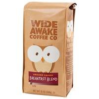 Wide Awake Coffee Breakfast Blend Ground Coffee from Blain's Farm and Fleet