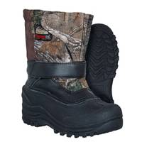 Itasca Boys' Camouflage Toronto Snow Boots from Blain's Farm and Fleet