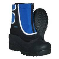Itasca Boys'  Blue & Black Snow Stomper Snow Boots from Blain's Farm and Fleet