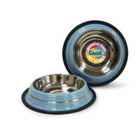 Cadet Non-Skid Stainless Steel Dog Bowl from Blain's Farm and Fleet