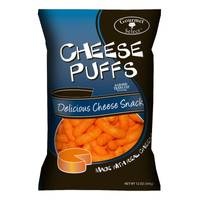 Gourmet Select Cheese Puffs from Blain's Farm and Fleet