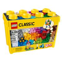 LEGO Classic Large Creative Brick Box from Blain's Farm and Fleet