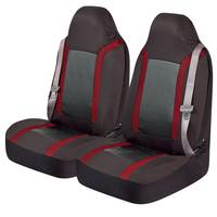 Kraco Torque 2-Piece Big Truck Bucket Seat Cover from Blain's Farm and Fleet