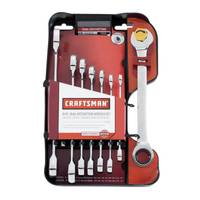 Craftsman 8 Piece Dual Ratcheting Wrench Set from Blain's Farm and Fleet