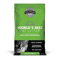 World's Best Clumping Cat Litter from Blain's Farm and Fleet
