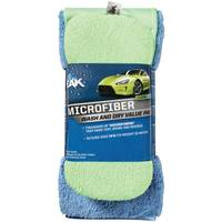 Peak Microfiber Wash & Dry Detailing Value Pack from Blain's Farm and Fleet