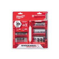 Milwaukee 32 Piece Shockwave Driver Bit Set from Blain's Farm and Fleet