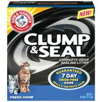 Arm & Hammer Clump & Seal Cat Litter from Blain's Farm and Fleet