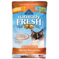 Blue Buffalo Life Protection Blue Naturally Fresh Herbal Attraction Quick-Clumping Cat Litter from Blain's Farm and Fleet